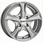 Легкосплавный диск Disla Luxury 306 5.5х13 4x100 ET 30 DIA 67.1 BD